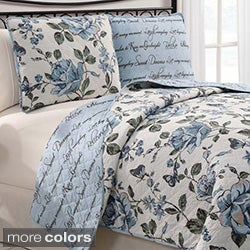 Bella 3-piece Quilt Set
