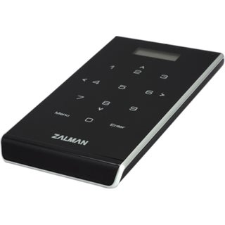 Zalman ZM-VE400 Drive Enclosure External - Black