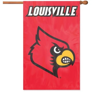 Louisville Applique Banner Flag