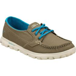 Women's Skechers On The GO Unite 13563 Gray/Blue