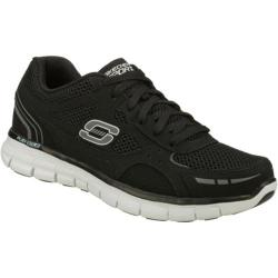 Men's Skechers Synergy Over Haul Black/White