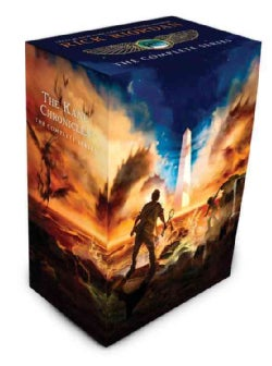The Kane Chronicles (Paperback)