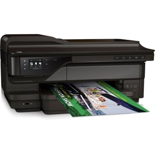 HP Officejet 7610 Inkjet Multifunction Printer - Color - Plain Paper