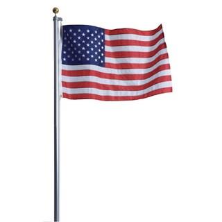 Steel Flag Pole Kit