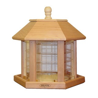 Le Grande Gazebo Cedar Bird Feeder