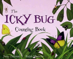 Icky Bug Counting Book (Paperback)