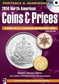 North American Coins & Prices 2014: A Guide to U.S., Canadian and Mexican Coins (CD-ROM)