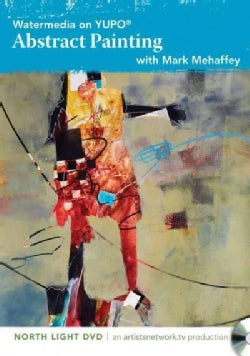 Watermedia on Yupo Abstract Painting (DVD video)