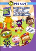 Super Why!: Hansel and Gretel: A Healthy Adventure (DVD)