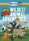 Wild Kratts: Wildest Animal Adventures (DVD)