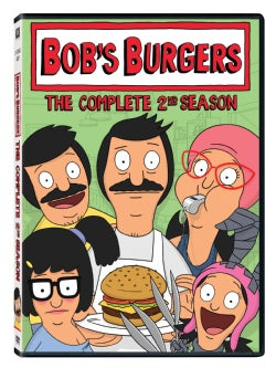 Bob's Burgers Season 2 (DVD)