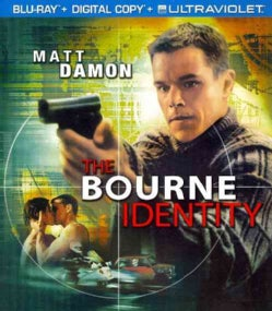 The Bourne Identity (Blu-ray Disc)