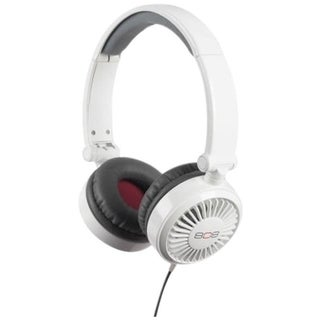 808 Drift Headphones - White