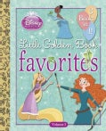 Disney Princess Little Golden Book Favorites (Hardcover)