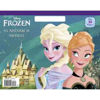 An Adventure in Arendelle (Paperback)