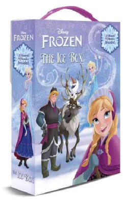 The Ice Box (Board book)
