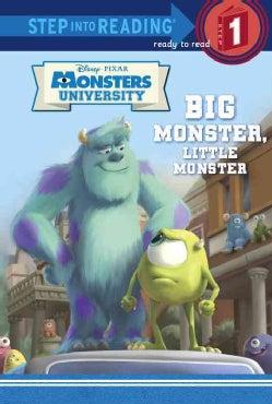 Big Monster, Little Monster (Hardcover)