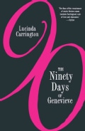 The Ninety Days of Genevieve (Paperback)