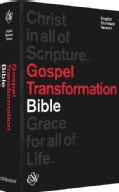 Gospel Transformation Bible: English Standard Version, Black (Hardcover)