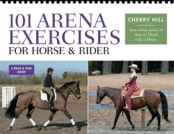101 Arena Exercises: A Ringside Guide for Horse & Rider (Paperback)