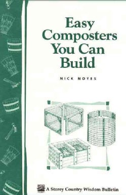 Easy Composters You Can Build (Paperback)