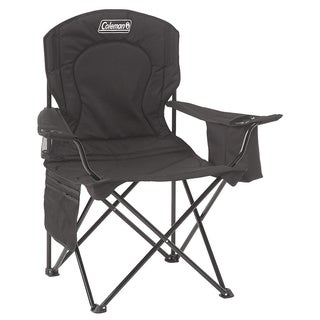 Oversized Black Cooler Chair
