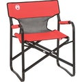 Coleman Steel Deck Mesh Chair