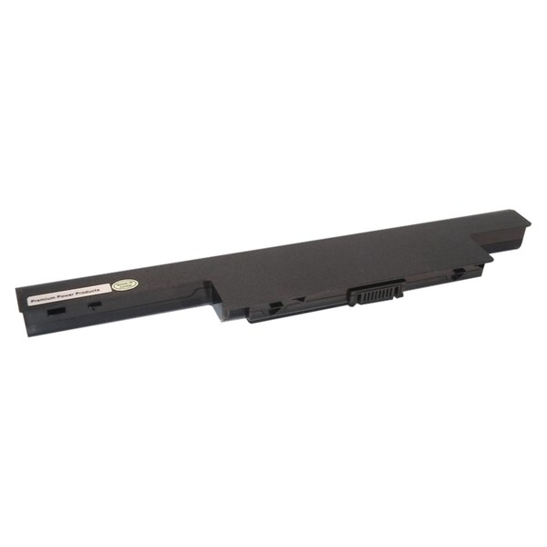 Compatible 6 cell (4400 mAh) battery for Acer Travelmate 4370; 4740;