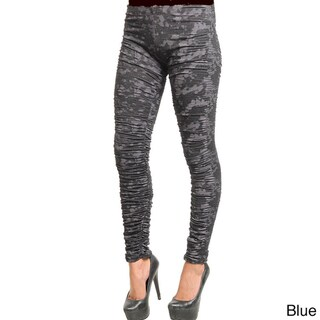 Sale alerts for  Stanzino Women's Ruched Denim Leggings - Covvet