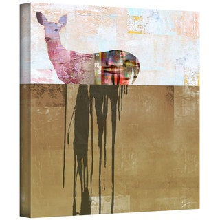 Greg Simanson 'Dissolve I' Gallery-Wrapped Canvas