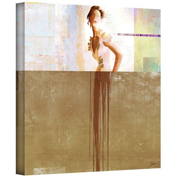 Greg Simanson 'Dissolve III' Gallery-Wrapped Canvas