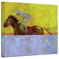 Greg Simanson 'Rising Steed' Gallery-Wrapped Canvas