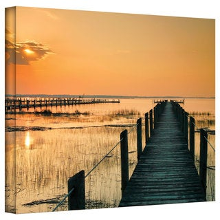 Steven Ainsworth 'Quiet Time' Gallery-Wrapped Canvas