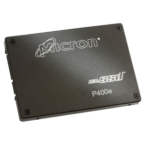 "Micron P400e 200 GB 2.5"" Internal Solid State Drive"