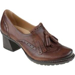 Women's Earth Sundowner Cinnamon Mooshie Calf