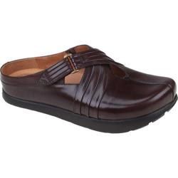 Women's Kalso Earth Shoe Fawn Mahogany Premium Calf