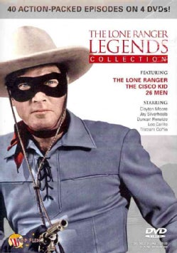 The Lone Ranger Legends Collection (DVD)