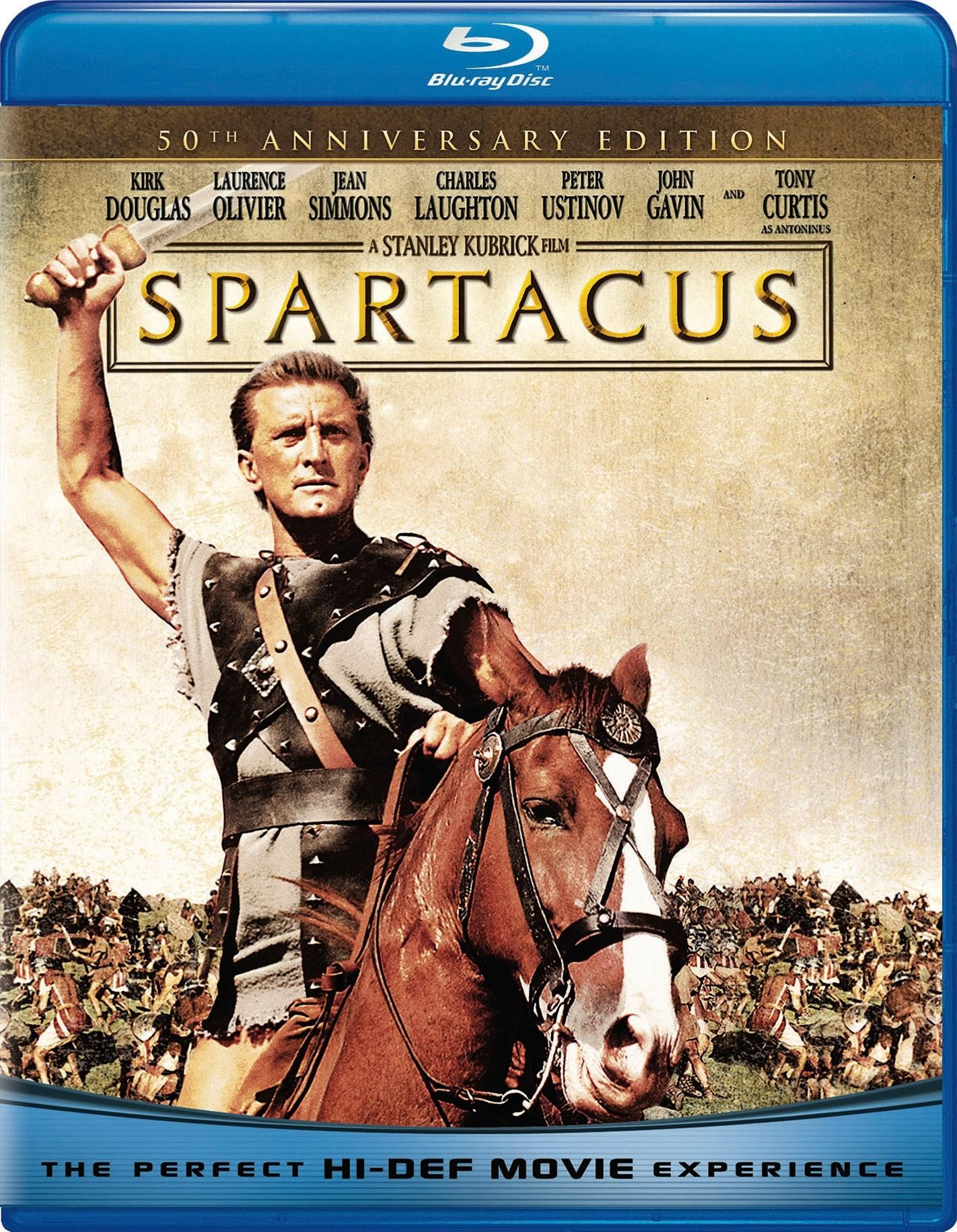 Spartacus (Blu-ray Disc)