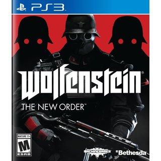 PS3 - Wolfenstein The New Order