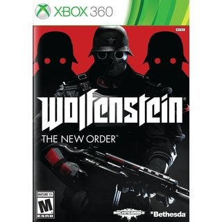 Xbox 360 - Wolfenstein The New Order