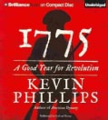 1775: A Good Year for Revolution (CD-Audio)