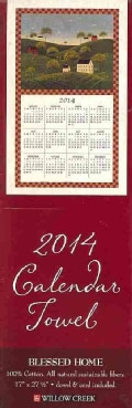 Blessed Home 2014 Calendar Towel (Calendar)