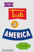 The Taste of America (Hardcover)
