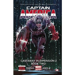 Captain America 2: Castaway in Dimension Z 2 (Hardcover)