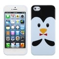 BasAcc Penguin with Yellow Nose Candy Skin Case for Apple iPhone 5