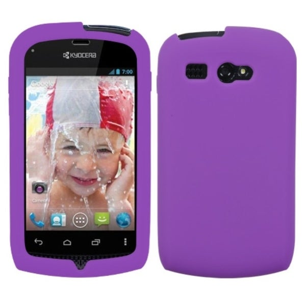 BasAcc Electric Purple Case for Kyocera C5170 Hydro