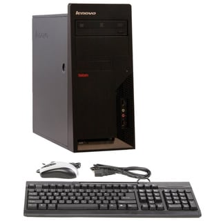 Lenovo 6138 3.0GHz 4GB 160GB Win 7 Tower Computer (Refurbished)