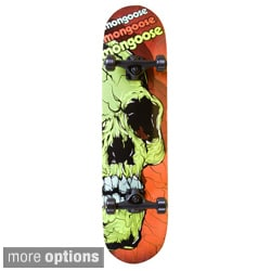 Mongoose Fingerboards and Ramp Deluxe Series Skateboard