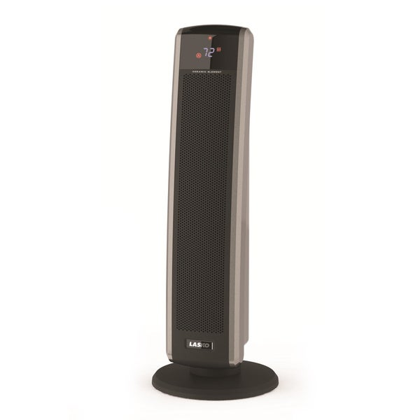 Lasko 5586 Digital Ceramic Tower Heater with Electronic Remote Control