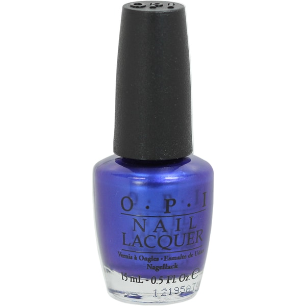 OPI 'Blue My Mind' Nail Lacquer